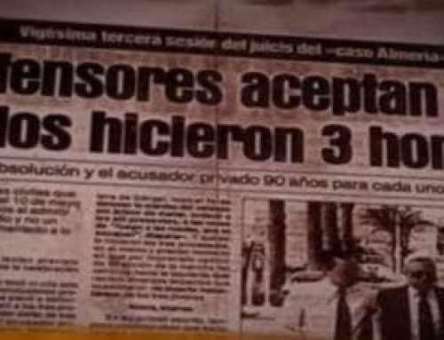¿Quiénes son las víctimas del Caso Almería?
