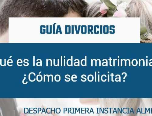¿Qué es la nulidad matrimonial? ¿Cómo se solicita?
