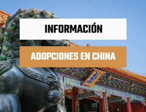 ¿Cómo es una adopción en China?